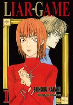 Couverture Liar Game
