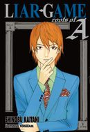 Couverture Liar Game Roots of A