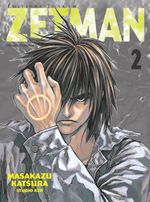 Couverture Zetman, tome 2