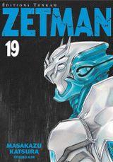 Couverture Zetman, tome 19