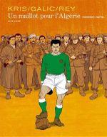 Couverture Un maillot pour l'Algérie
