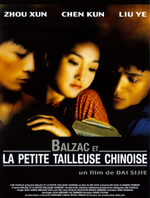 Affiche Balzac et la petite tailleuse chinoise
