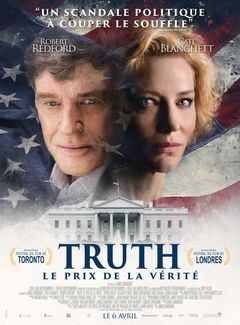 Affiche Truth : Le Prix de la vérité