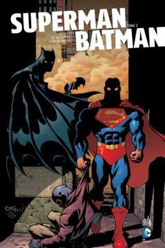 Couverture Superman / Batman, tome 2