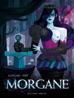 Couverture Morgane