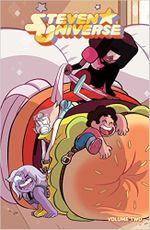 Couverture Steven Universe Volume 2