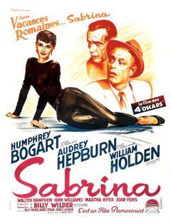 Affiche Sabrina