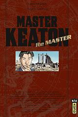 Couverture Master Keaton Remaster