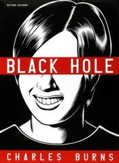 Couverture Black Hole, intégrale