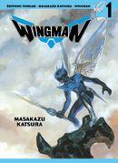 Couverture Wingman