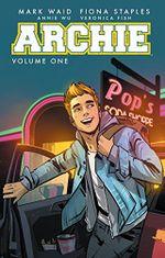 Couverture Archie (2015), tome 1