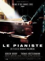 Affiche Le Pianiste