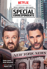Affiche Special Correspondents