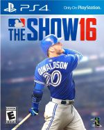 Jaquette MLB 16 : The Show