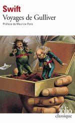 Couverture Les Voyages de Gulliver