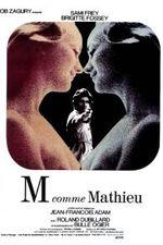 Affiche M comme Mathieu