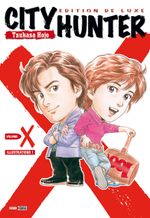 Couverture City Hunter X