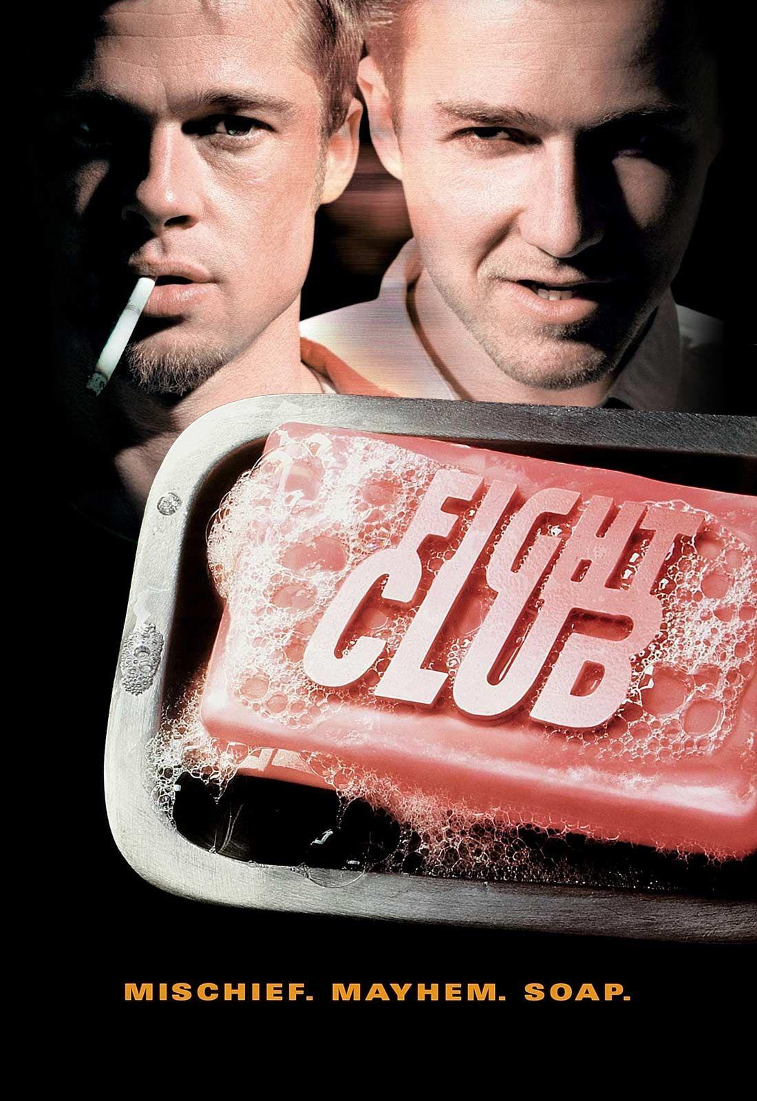 Film analysis of the movie fight club