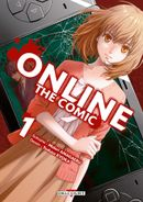 Couverture Online the comic, Tome 1