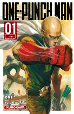 Couverture One-Punch Man