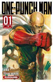Couverture Un poing c'est tout ! - One-Punch Man, tome 1