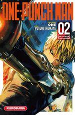 Couverture Le Secret de la puissance - One-Punch Man, tome 2