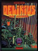 Couverture Delirius - Lone Sloane, tome 3