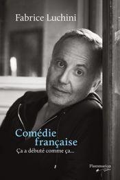 Couverture Comédie française