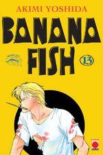 Couverture Banana Fish, Tome 13