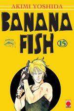 Couverture Banana Fish, Tome 15