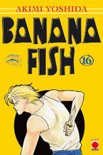 Couverture Banana Fish, Tome 16