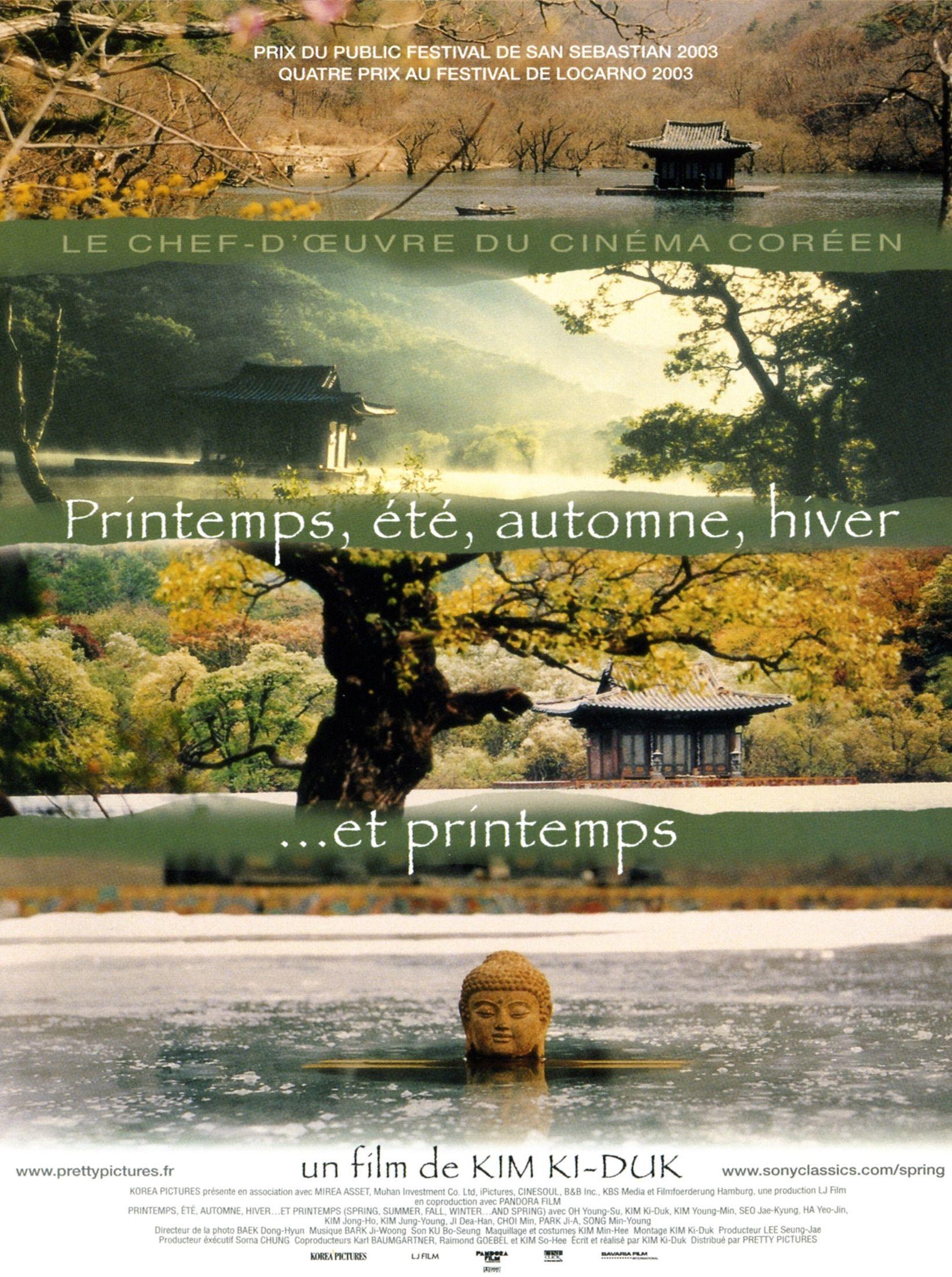 Printemps t automne hiver et printemps film 2003 - Printemps ete automne hiver et printemps ...