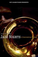 Affiche Jazz Nights: A Confidential Journey