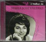 Pochette O melhor de Maria José Valério