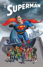 Couverture Les Derniers Jours de Superman