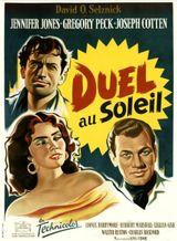 Affiche Duel au soleil