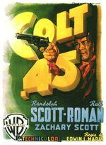 Affiche Colt .45