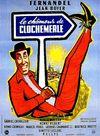 Affiche Le Chômeur de Clochemerle