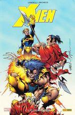 Couverture L'Élixir de vie - X-Men (100% Marvel), tome 1