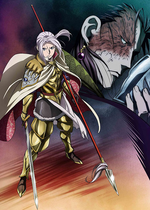 Affiche The Heroic Legend of Arslan: Dust Storm Dance