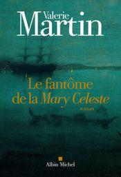 Couverture Le Fantôme de la Mary Celeste