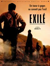 Affiche Exilé