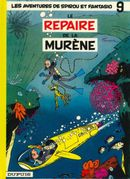 Couverture Le Repaire de la murène - Spirou et Fantasio, tome 9