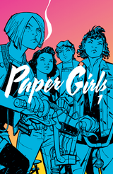 Couverture Paper Girls, tome 1