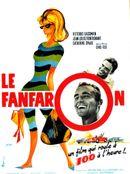 Affiche Le Fanfaron