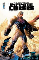 Couverture Crise Infinie - Infinite Crisis, tome 5