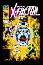 Couverture X-Factor: Genesis & Apocalypse