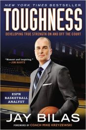 Couverture Toughness: Developing True Strength On and Off the Court