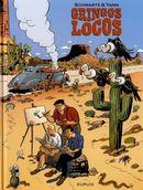 Couverture Gringos Locos