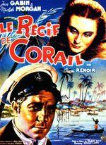 Affiche Le récif de corail